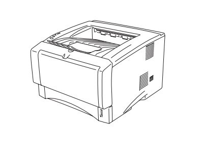 Brother HL-5030/HL-5040/HL-5050/HL-5070N Laser Printer Service Repair Manual