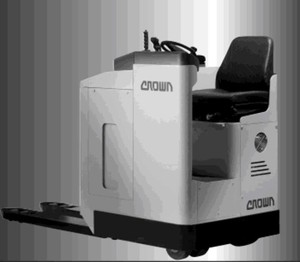 CROWN RT3020 Series Pallet Truck Parts Manual