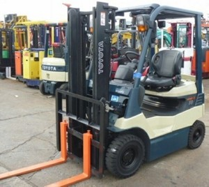 Toyota Electric Powered Forklift 7FB10, 7FB14, 7FB15, 7FB18, 7FB20 Series Service Repair Manual