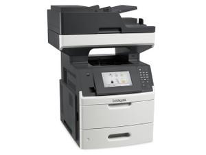 Lexmark MX81x & MX71x Multi-Function Printer Service Repair Manual