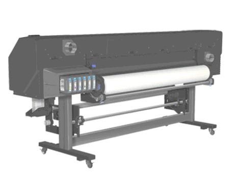 HP DesignJet 8000s Series Printers Service Repair Manual