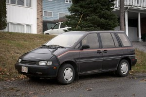 1990 NISSAN AXXESS SERVICE REPAIR MANUAL
