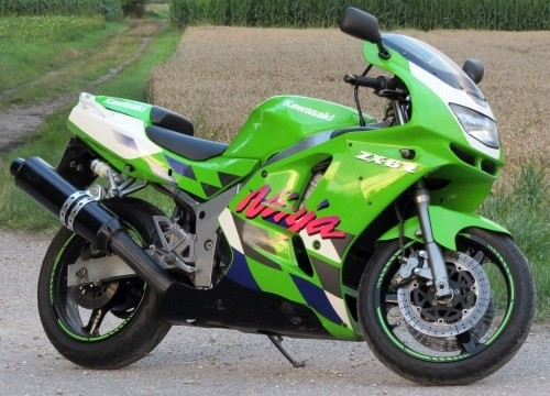 1994 KAWASAKI NINJA ZX-6R MOTORCYCLE SERVICE REPAIR MANUAL