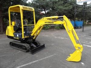 HYUNDAI ROBEX 16-7, R16-7 MINI EXCAVATOR SERVICE REPAIR MANUAL