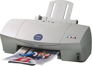 Canon BJC-6200 InkJet Printer Service Manual + Parts Catalog