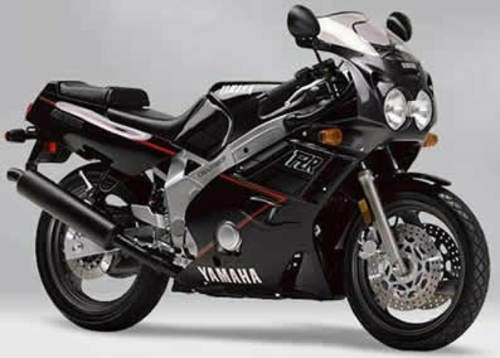 YAMAHA FZR600W / FZR600WC SERVICE REPAIR MANUAL