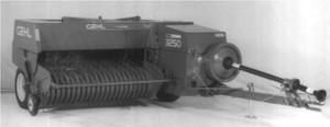 GEHL 3210/3250 Rectangular Baler Parts Manual