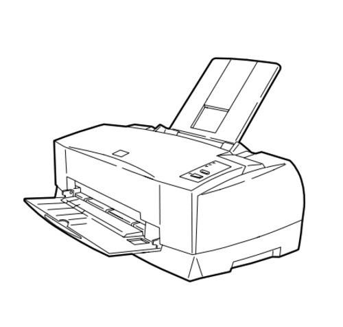 Epson Stylus Color 800 Color Ink-Jet printer Service Repair Manual