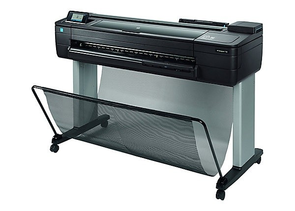 HP DesignJet T730, T830 Multifunction Printer Service Repair Manual