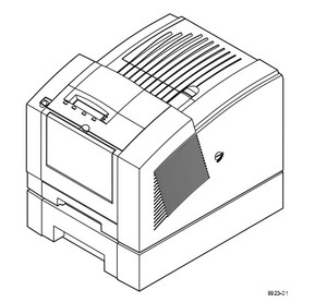 Tektronix Phaser 360 Color Printer Service Repair Manual