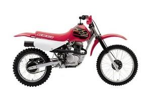 HONDA XR80R & XR100R MOTORCYCLE SERVICE REPAIR MANUAL 1998-2003 DOWNLOAD