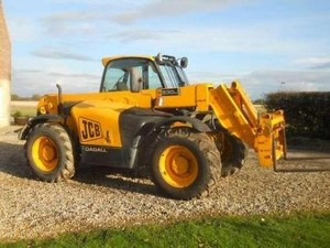 JCB LOADALL 530, 533, 535, 540 TELESCOPIC HANDLER SERVICE REPAIR MANUAL