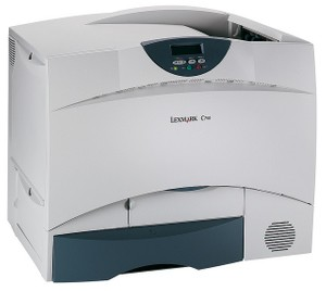 Lexmark C750 Color Laser Printer Service Repair Manual
