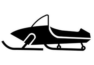 Yamaha SRX700D, SRX700SD Snowmobile Service Repair Manual