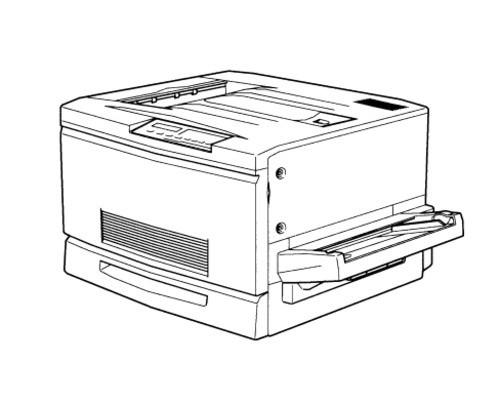 Epson ColorPage EPL-C8000 Color Laser Printer Service Repair Manual
