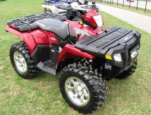2007 POLARIS SPORTSMAN 450 / 500 EFI / 500 X2 EFI ATV SERVICE REPAIR MANUAL