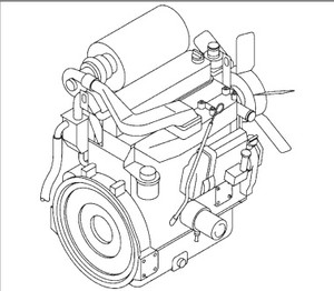 ISUZU 4JG1-TPA Engine Parts Manual