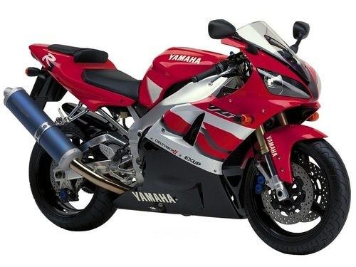 2000 YAMAHA YZF-R1 MOTORCYCLE SERVICE REPAIR MANUAL