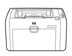 HP LaserJet 1022, 1022n, 1022nw series printer Service Repair Manual