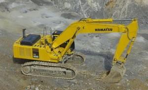KOMATSU PC600-8, PC600LC-8 HYDRAULIC EXCAVATOR SERVICE REPAIR MANUAL+OPERATION & MAINTENANCE MANUAL