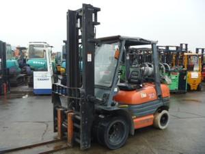 Toyota Forklift 6FG10, 6FG14, 6FG15, 6FG18, 6FG20, 6FG23, 6FG25, 6FG28 Series Service Repair Manual