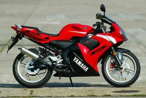 2003 YAMAHA TZR50, X-POWER MOTORCYCLE SERVICE REPAIR MANUAL