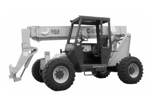 GEHL 552/553 Dynalift Telescopic Boom Forklift Parts Manual