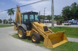 NEW HOLLAND B110, B115 BACKHOE LOADER SERVICE REPAIR MANUAL