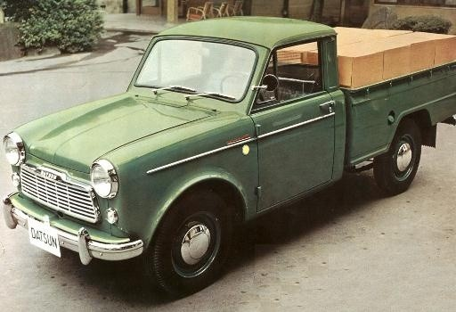 Datsun Truck Model 320 Service Repair Manual