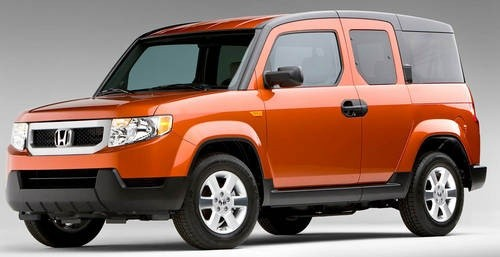 HONDA ELEMENT SERVICE REPAIR MANUAL 2003-2006 DOWNLOAD