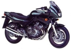 YAMAHA XJ600S / XJ600N MOTORCYCLE SERVICE REPAIR MANUAL 1992-1999 DOWNLOAD