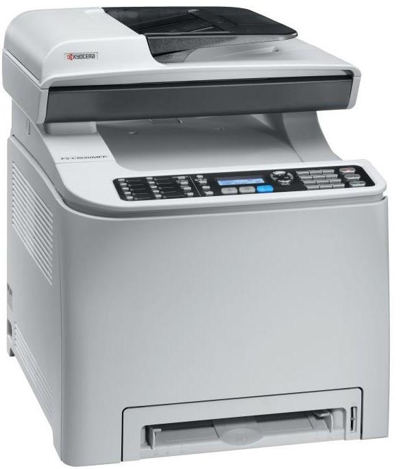 Kyocera FS-C1020MFP Multifunction Printer Service Repair Manual