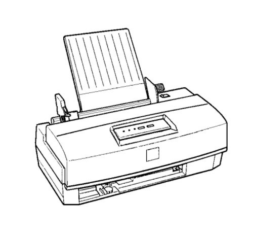 Epson Stylus Color 200 / Epson Stylus 200 Terminal Printer Service Repair Manual