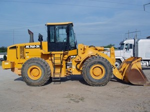 HYUNDAI HL760-7A WHEEL LOADER SERVICE REPAIR MANUAL
