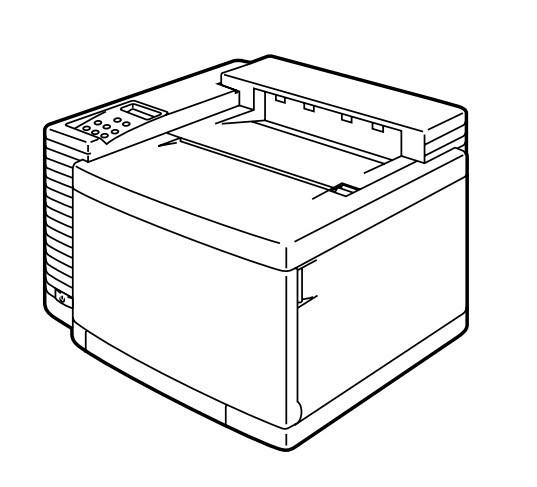 Brother Laser Printer HL-2600CN Parts Reference List