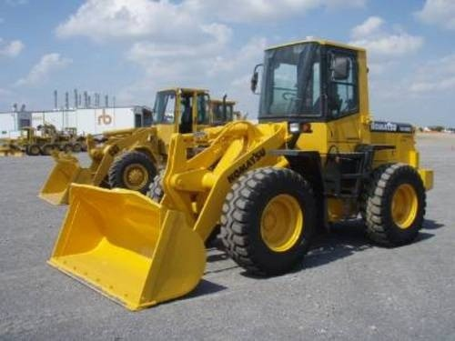 KOMATSU WA180-3, WA180L-3 WHEEL LOADER SERVICE REPAIR MANUAL + OPERATION & MAINTENANCE MANUAL