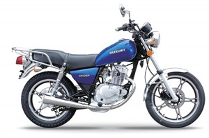 SUZUKI GN125F MOTORCYCLE SERVICE REPAIR MANUAL