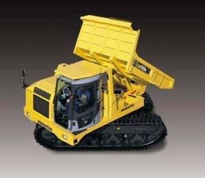 KOMATSU CD110R-2 CRAWLER CARRIER SERVICE REPAIR MANUAL + OPERATION & MAINTENANCE MANUAL