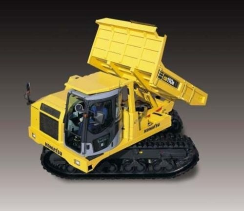 Komatsu cd110r-2 crawler carrier service repair manual.