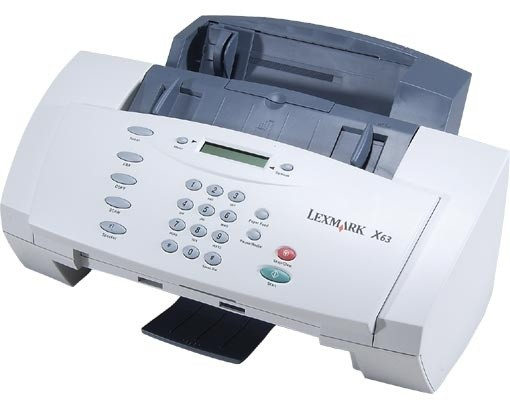 Lexmark X63 All-In-One Service Repair Manual