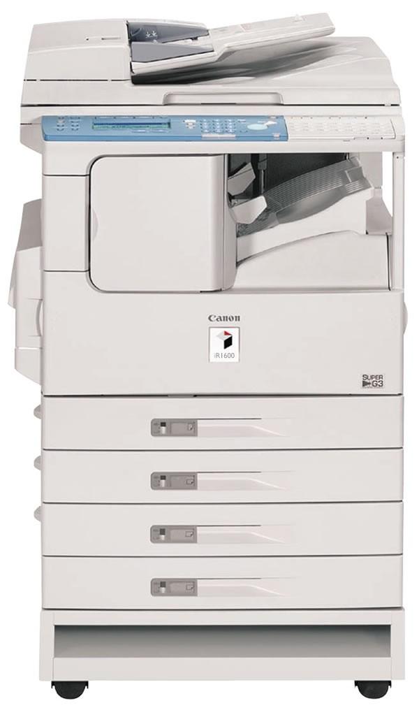 Canon iR1600 / iR2000 ImageRunner Copier Service Manual + Parts Catalog