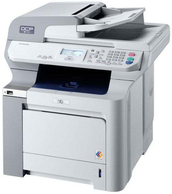 Brother DCP-9045CDN, MFC-9840CDW Color Laser Printer Service Repair Manual