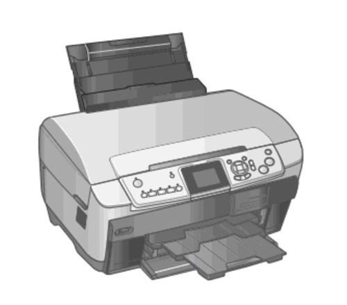 Epson Stylus Photo RX700 all-in-one (Scanner/Printer/Copier) Service Repair Manual