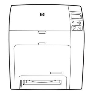 HP Color LaserJet 4700 Series Service Repair Manual