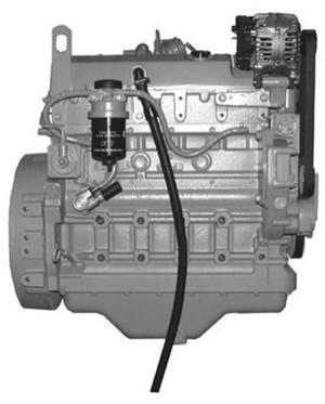 LIEBHERR D404 D405 TH4 DIESEL ENGINE SERVICE REPAIR MANUAL
