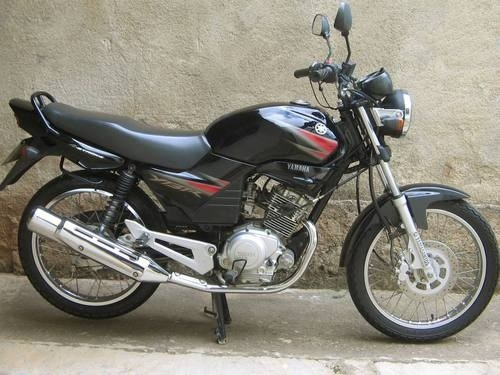 2005 YAMAHA YBR125ED MOTORCYCLE SERVICE REPAIR MANUAL