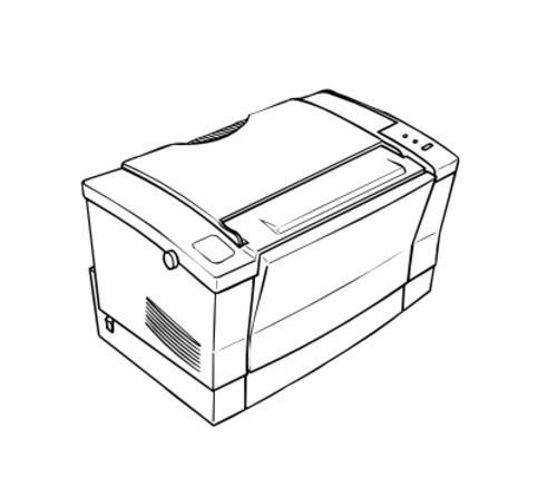 Epson EPL-5500 Terminal Printer Service Repair Manual