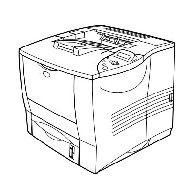 Brother Laser Printer HL-7050 / HL-7050N Parts Reference List