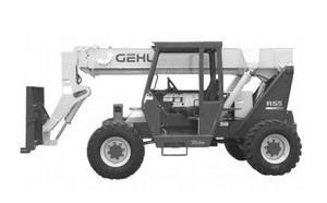 GEHL RS5 Telescopic Handler Parts Manual