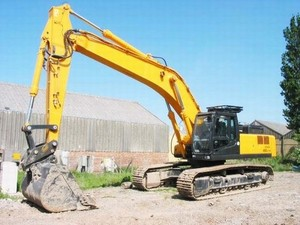 HYUNDAI R450LC-3 CRAWLER EXCAVATOR SERVICE REPAIR MANUAL